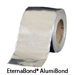 EternaBond® AlumiBond tape is tough and reliable for storage tanks, truck trailers, or steel and aluminum roofs.